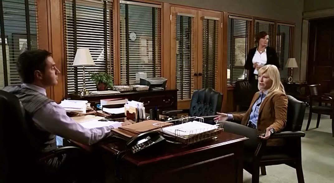 Law office porno