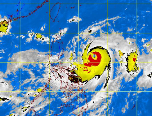 Typhoon Lawin Latest Update - September 25, 2012