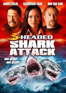 Cá Mập 3 Đầu - 3 Headed Shark Attack (2015) | Full HD VietSub