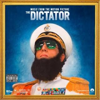 Dyktator piosenka - Dyktator muzyka - Dyktator ścieżka dźwiękowa - Dyktator muzyka filmowa