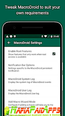 MacroDroid - Device Automation Pro MafiaPaidApps