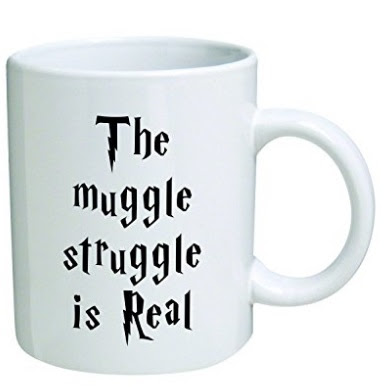 Top 20 Harry Potter Wishlist Items that I need in my life hogwarts muggle struggle cup mug