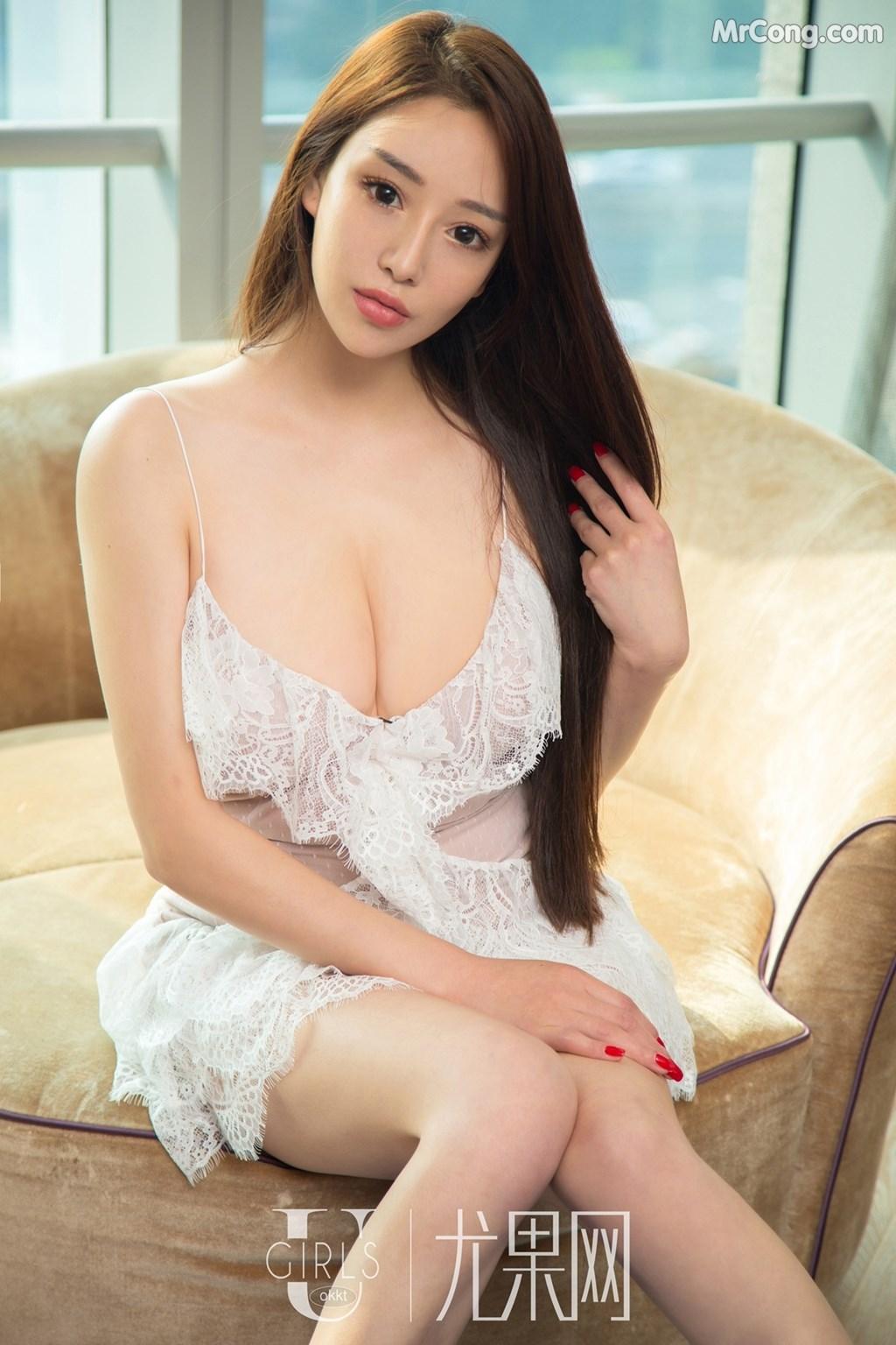 Image UGIRLS-U310-Yang-Qiao-Zhi-MrCong.com-004 in post UGIRLS U310: Người mẫu Yang Qiao Zhi (杨乔之) (66 ảnh)