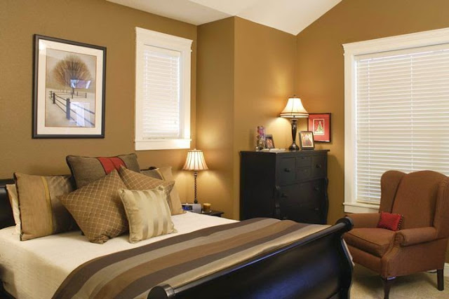bedroom paint colors and design