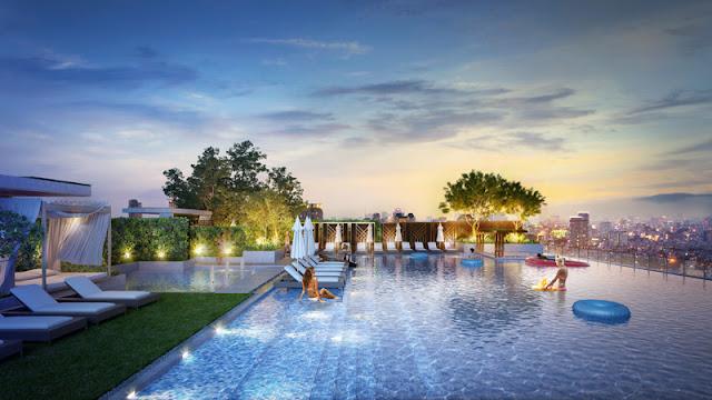 Dự án chung cư The K Park tiện ích vượt trội xứng tầm cuộc sống trong mơ