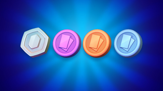 What are Trade Tokens?  clashroyale