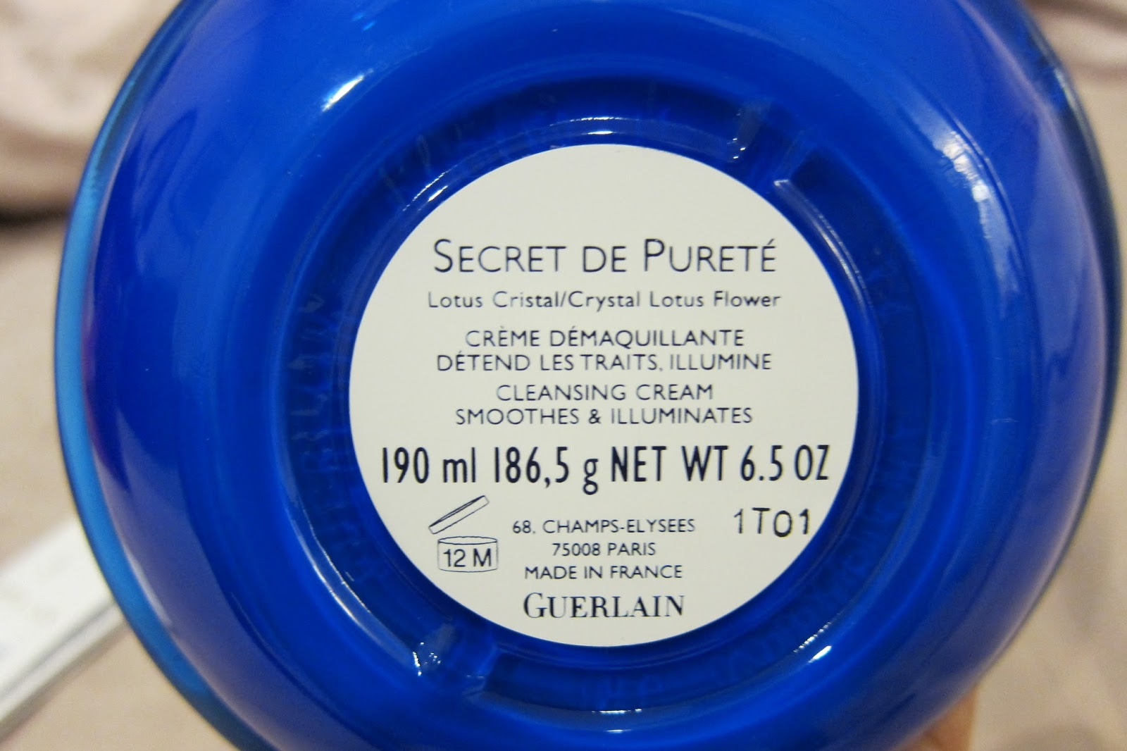 I Heart By Xen Skincare Guerlain Secret De Purete