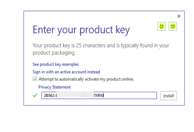 activation key of microsoft office 2013