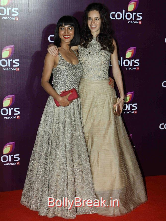 Sayani Gupta, Kalki Koechlin, Shamita, Guahar,Sophie Hot Pics at Colors leadership awards