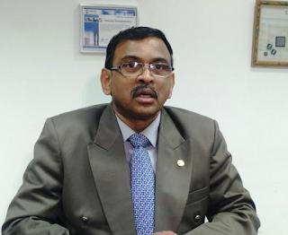 K. Krishna Moorthy, Chairman