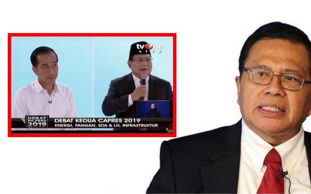 PANDANGAN DR RIZAL RAMLI PASCA DEBAT CAPRES KEDUA