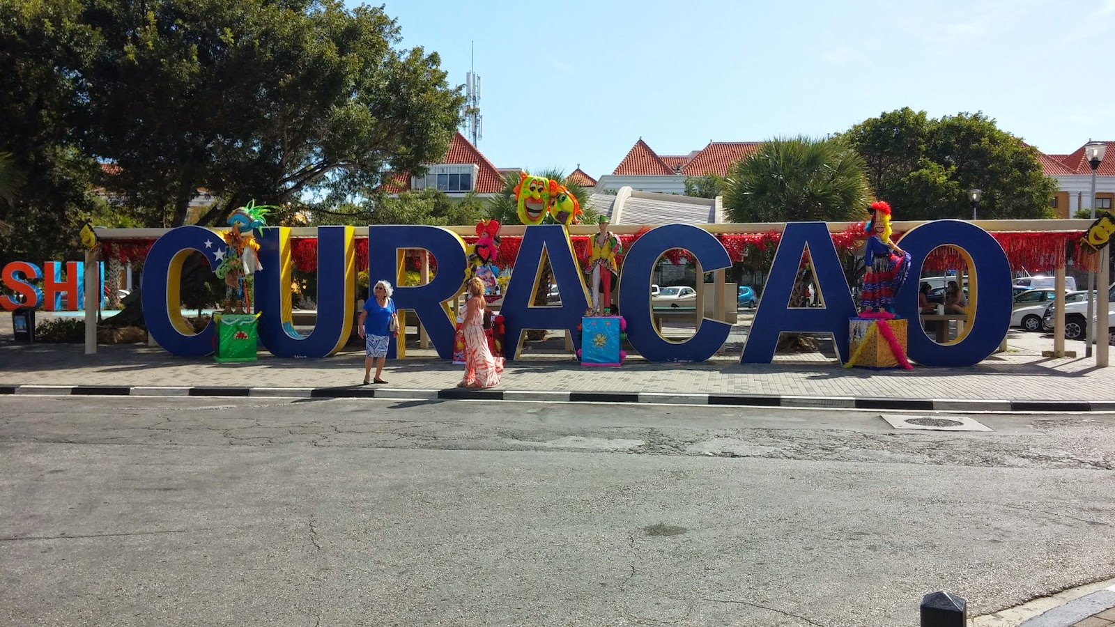 stage lopen curacao