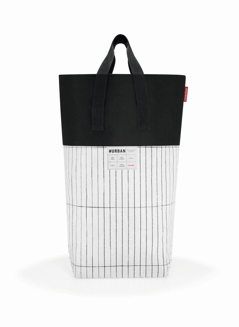 Urban laundry tokyo black and white di reisenthel