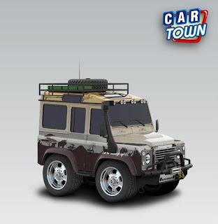 Land Rover Defender 110 2011 Safari