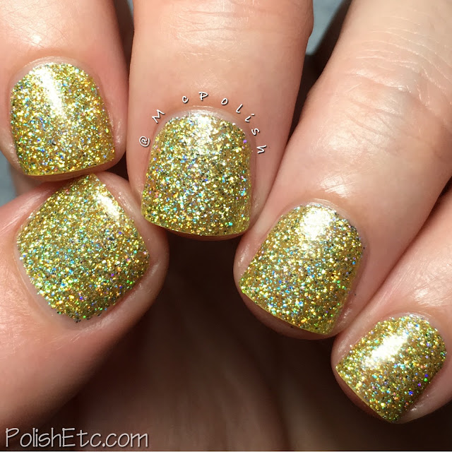 KBShimmer - Mega Flame Collection - McPolish - Stalk Market