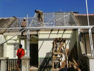 Renovasi Atap Baja Ringan Rumah Tipe 36 Ukuran Bersubsidi M Soalan