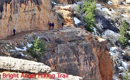 Bright Angel  HikingTrail
