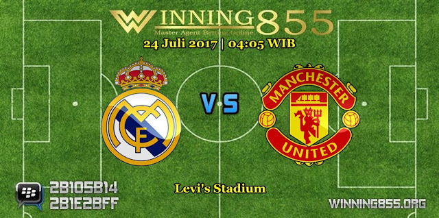 Prediksi Skor Real Madrid vs Manchester United