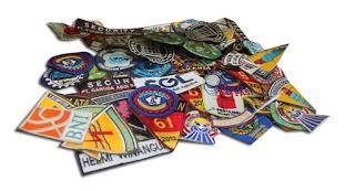 Pusat Bordir Badge Sekolah, Logo Instansi/ Perusahan dan Segala jenis Badge
