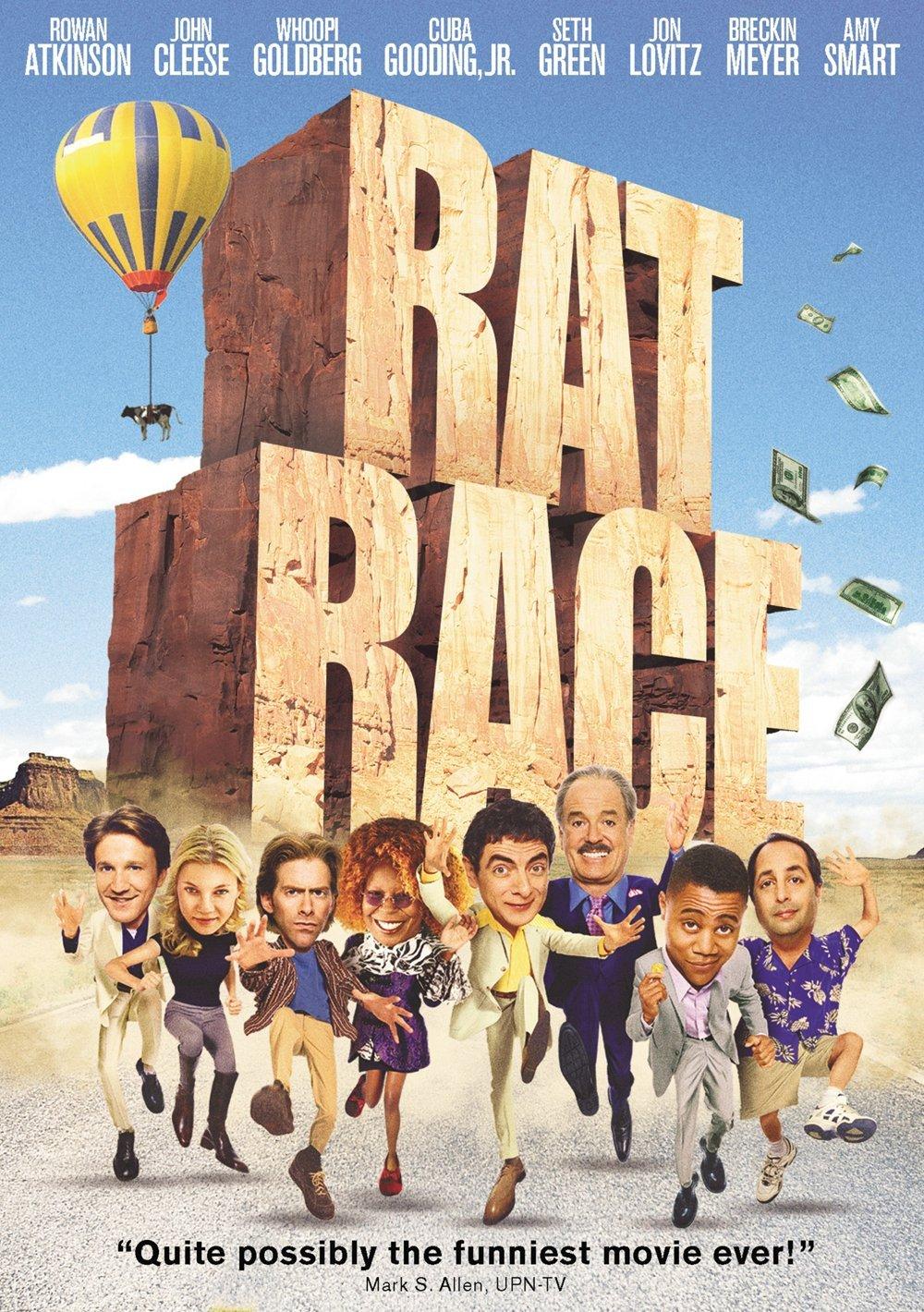 Rat Race (2001) ταινιες online seires xrysoi greek subs