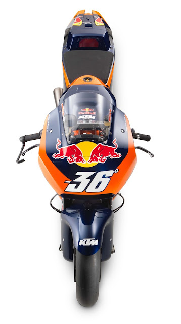 ktm motogp bike