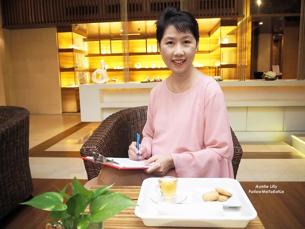 Follow Me To Eat La - Malaysian Food Blog: SPA REVIEW : Award