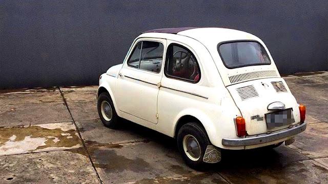 Fiat 500 D Cinquecento