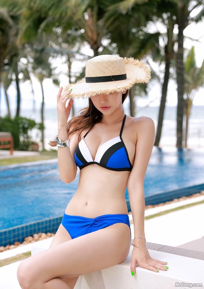 Image Park-Da-Hyun-MrCong.com-018 in post Bộ ảnh thời trang biển rực cháy quyến rũ của người đẹp Park Da Hyun (320 ảnh)
