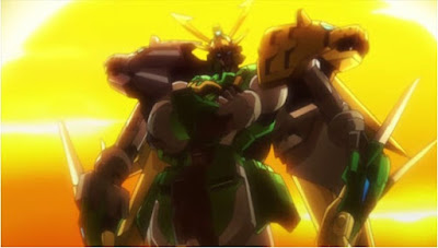 Gundam Build Divers Episode 4 Subtitle Indonesia