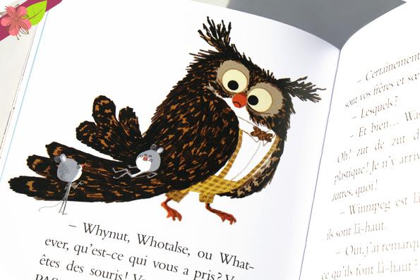 L'école des souris - Une rentrée en canoë d'Agnès Mathieu-Daudé et Marc Boutavant - l'école des loisirs
