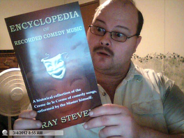 Ray Stevens music journey: Ray Stevens 9-CD box set: My