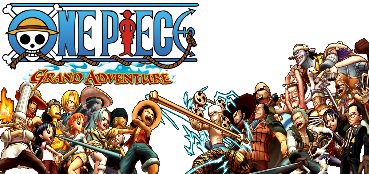 One Piece - Grand Adventure PS2 ISO High Compressed ...