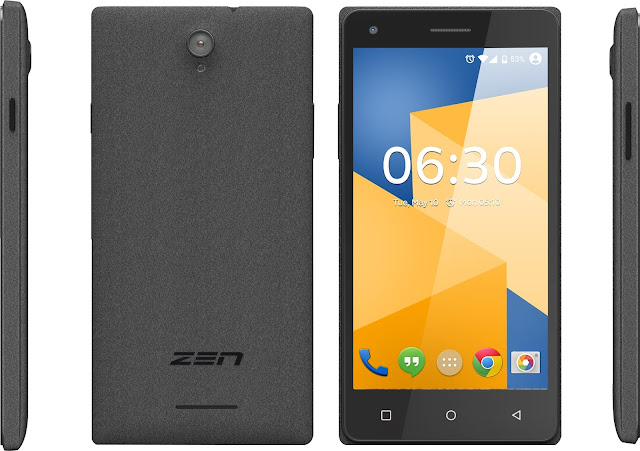 Zen Mobile launches Cinemax 3 smartphone in India for Rs. 5499