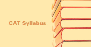 CAT Syllabus pdf