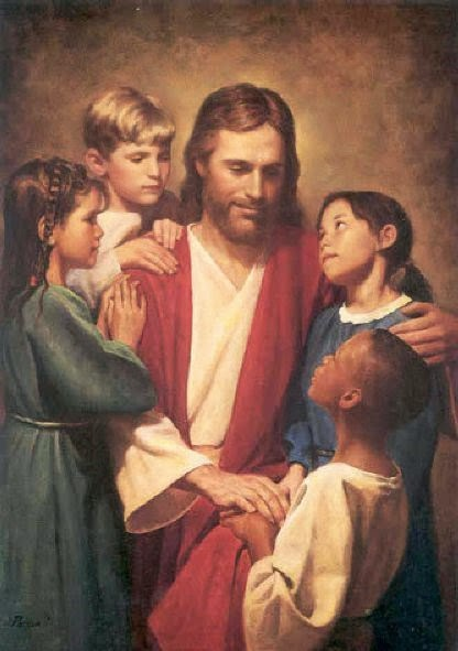 christ-and-children