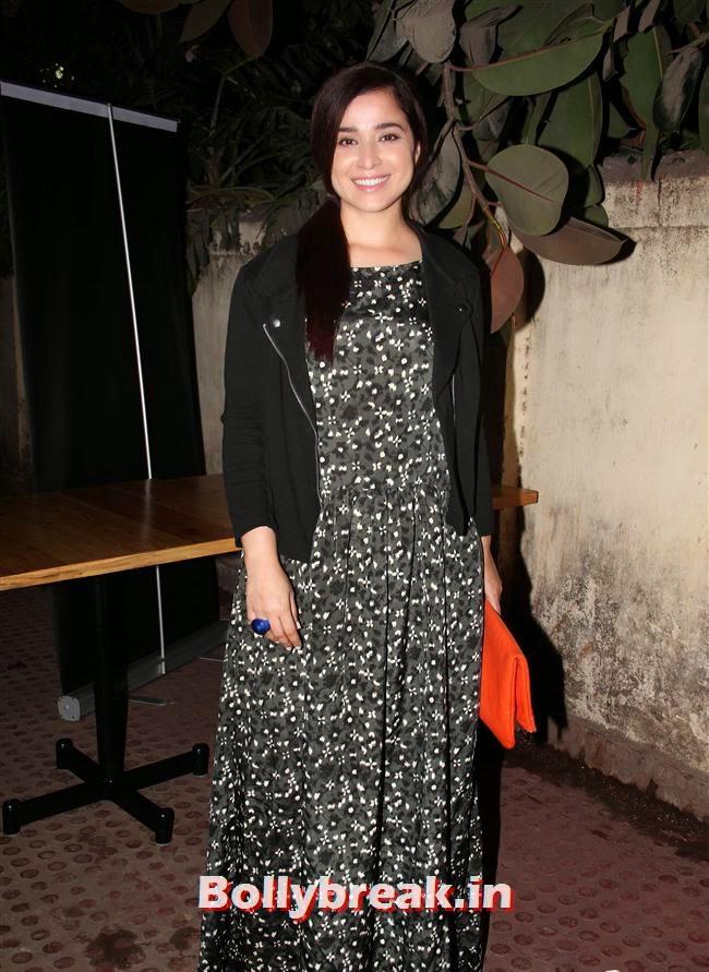 Simone Singh, Sanjeeda Sheikh, Simone Singh at Ek Haseena Thi Premiere