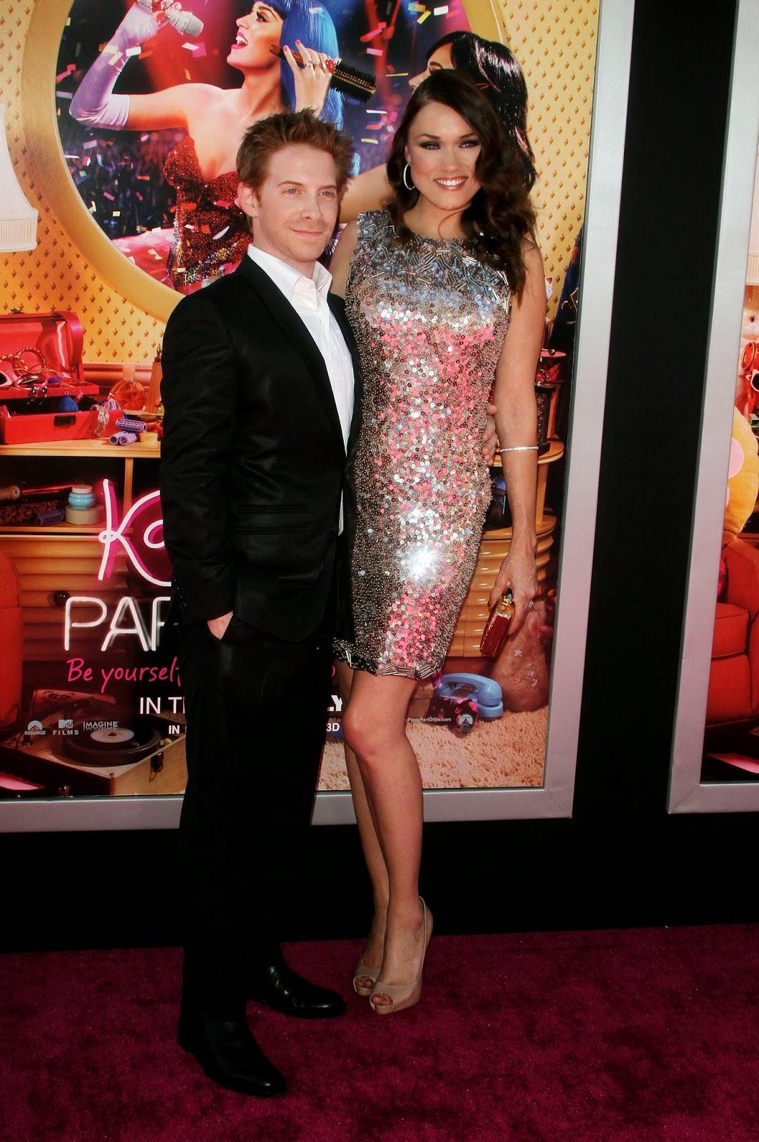 Short Celebrities: Seth Green height: 5ft 3in (160 cm)