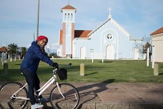 igreja passeio de bicicleta punta del este uruguai