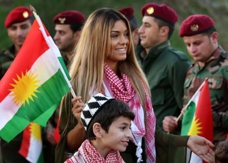 Saudi dan UEA Diam-diam Bekerja untuk Pemisahan Kurdistan