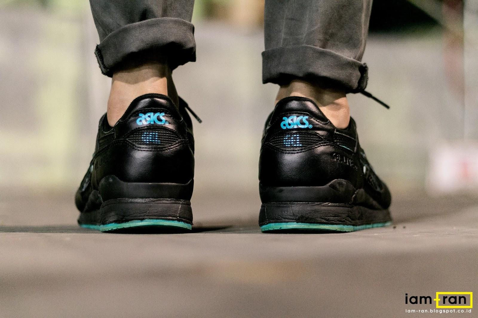 finest selection a41b6 b3f9c Sneakers   Asics Gel Lyte 3 X Ronnie Fieg