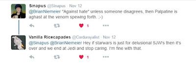 Star Wars Rogue One backlash 2