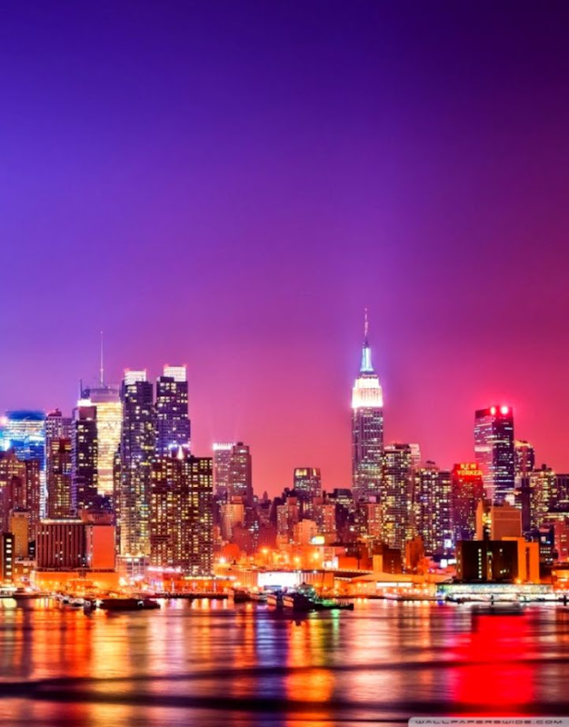 Nyc Skyline Wallpaper Tab Wallpapers