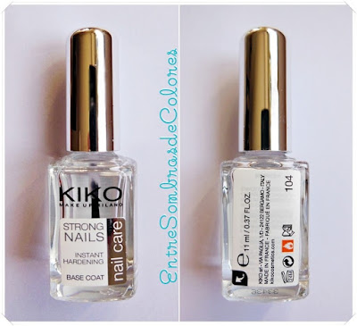 base uñas Strong Nails KIKO