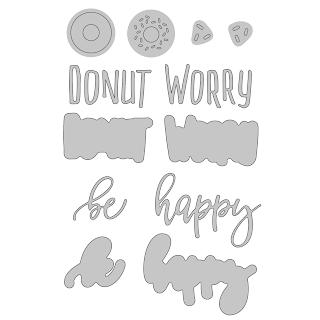 Donut Worry Dies