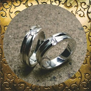 cincin paladium perak p5098