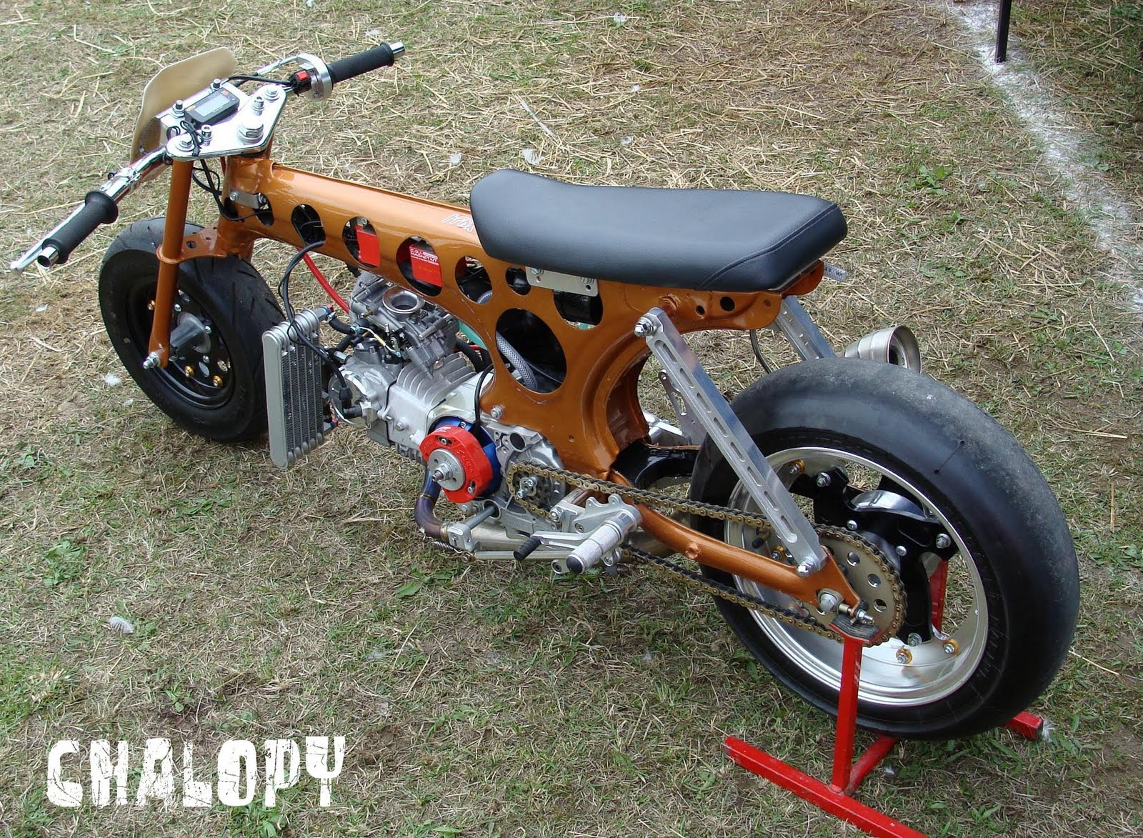 Honda Dax CT70 Dirt Tracker Bikes Pinterest Honda Mini Bike