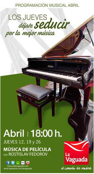 Jueves de conciertos en el Centro Comercial La Vaguada