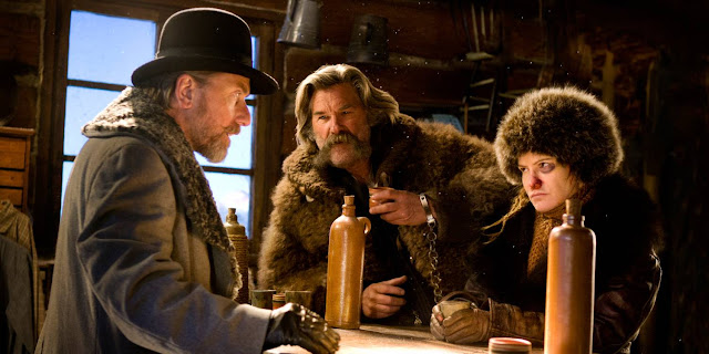 The Hateful Eight Quentin Tarantino