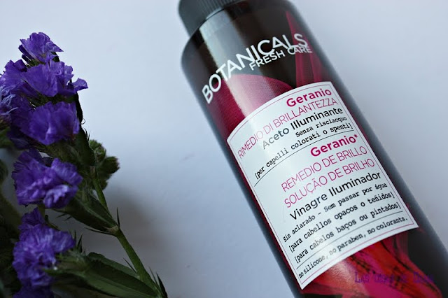 Botanicals Fresh Care L'Oréal París cabello belleza beauty hair