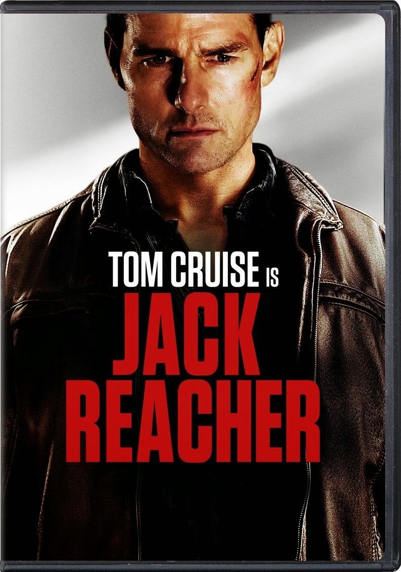 The Tagline Jack Reacher